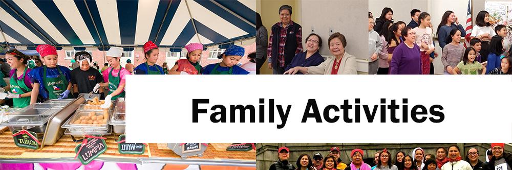Iskwelahang Pilipino Family Activities