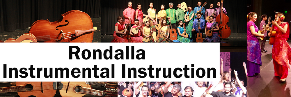 Iskwelahang Pilipino Rondalla Instrumental Instruction