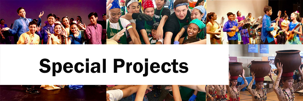 Iskwelahang Pilipino Special Projects